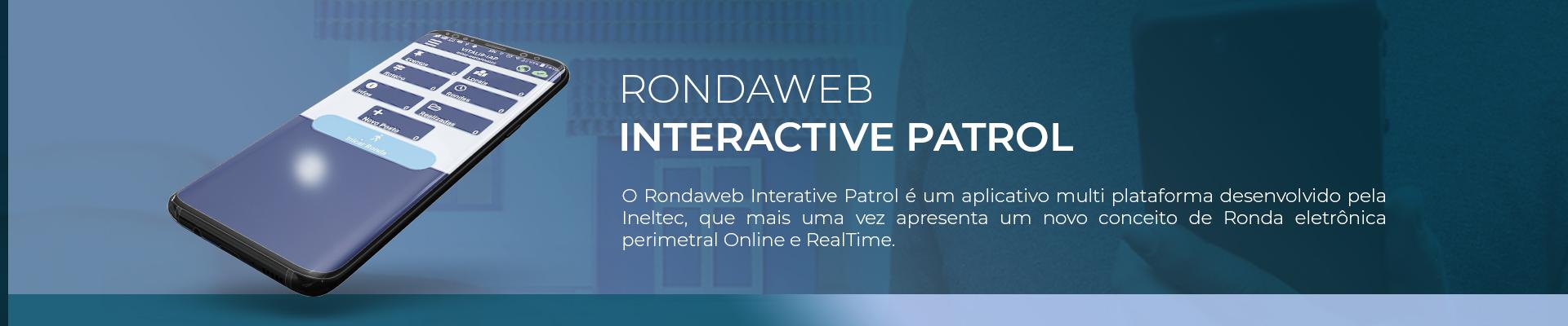 rondaweb interactive patrol